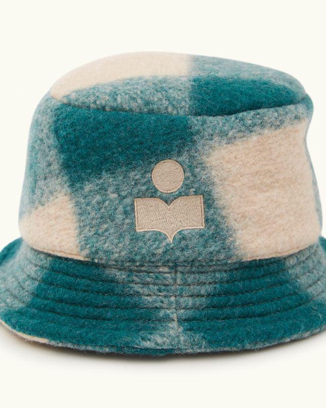 ISABEL MARANT 帽子 男士 HALEYH 渔夫帽 r